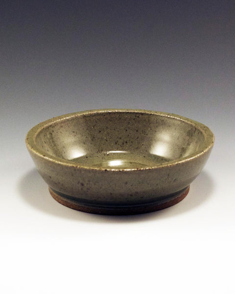 Short Green Bowl