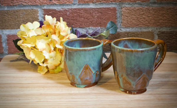 Set of Two Mugs (C)