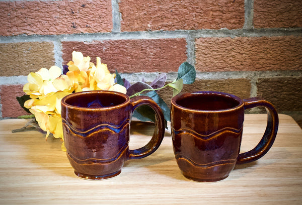 Set of Two Mugs (A)