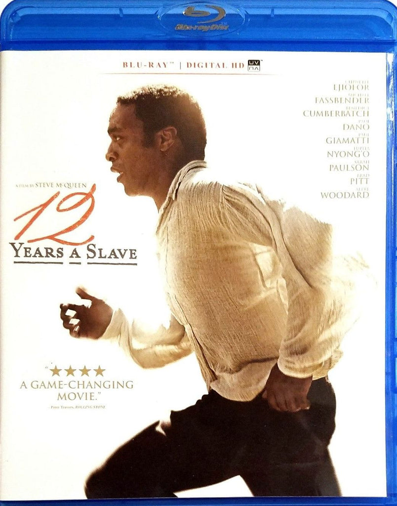 12 Years A Slave Blu-Ray + Digital HD (Free Shipping)