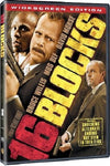 16 Blocks DVD (Widescreen) (Free Shipping)