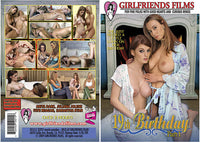 19th Birthday 1 - Girlfriends Films Adult DVD (Free Shipping)