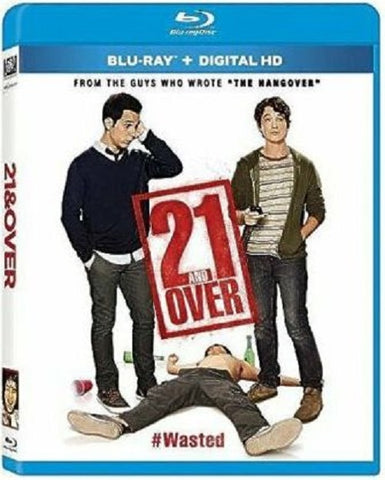 21 And Over Blu-Ray + Digital HD (Free Shipping)