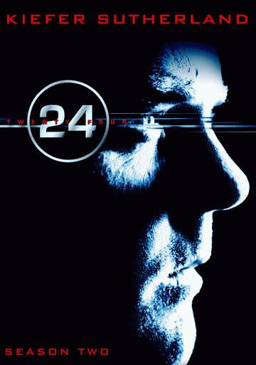 24 (Twenty Four) Season 2 DVD (7-Disc Box Set) (Free  Shipping)
