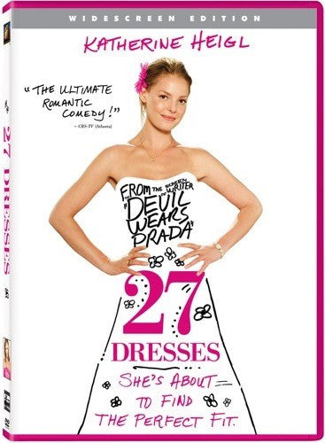 27 Dresses DVD (Widecreen) (Free Shipping)