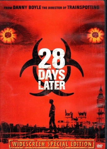 28 Days Later DVD (Widesreen Special Edition) (Free Shipping)