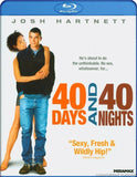 40 Days And 40 Nights Blu-ray (Free Shipping)
