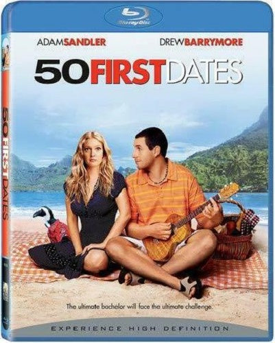 50 First Dates Blu-Ray (Free Shipping)