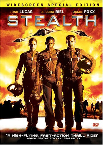Stealth DVD (2-Disc / Widescreen Special Edition) (Free Shipping)