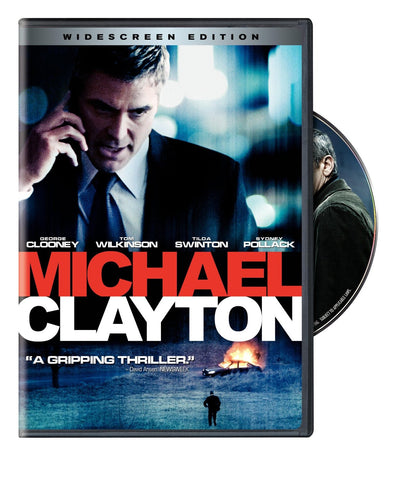 Michael Clayton DVD (Widescreen) (Free Shipping)