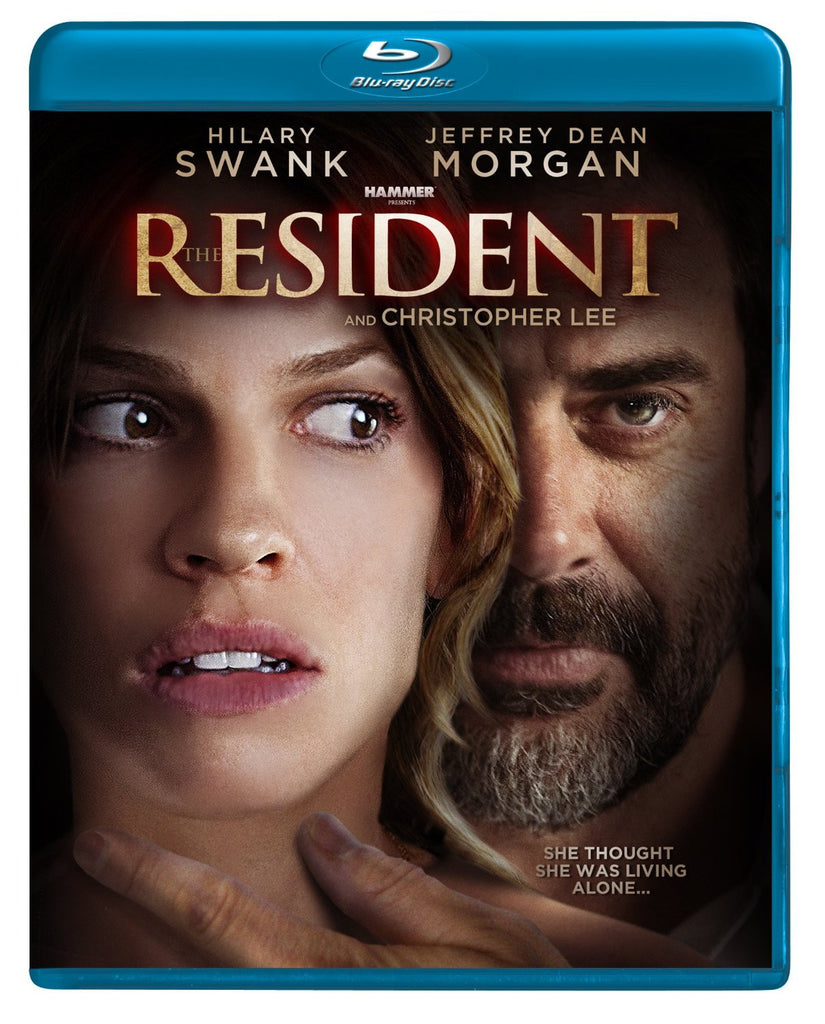 The Resident Blu-Ray (Free Shipping)