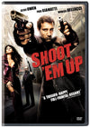 Shoot 'Em Up DVD (Free Shipping)
