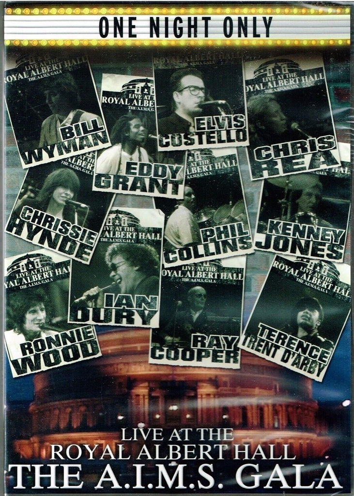 A.I.M.S Gala: Live At The Royal Albert Hall DVD (Free Shipping)