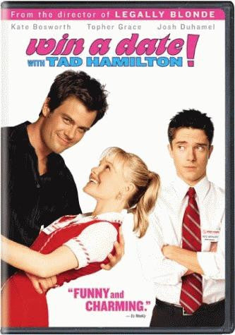Win A Date With Tad Hamilton! DVD (Widescreen) (Free Shipping)