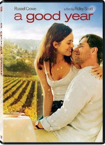 A Good Year DVD (Widescreen) (Free Shipping)