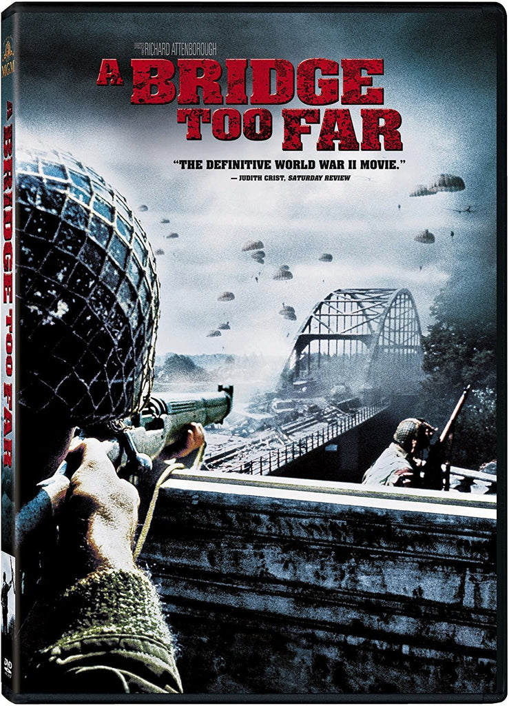 A Bridge Too Far DVD (Free Shipping)