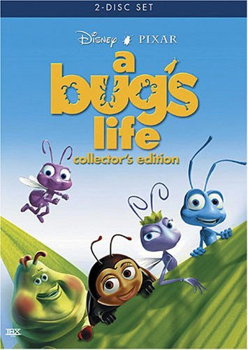 A Bug's Life DVD (Free Shipping)