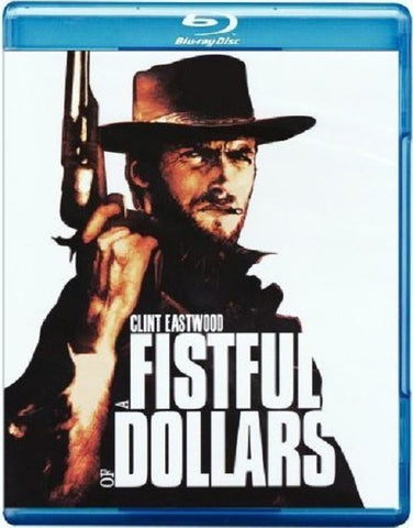 A Fistful of Dollars Blu-Ray (Free Shipping)