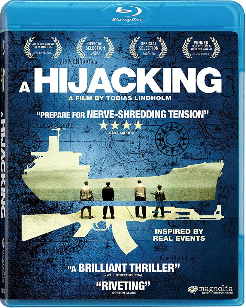 A Hijacking Blu-Ray (Free Shipping)