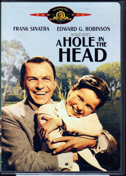 A Hole In The Head DVD (Free Shipping)