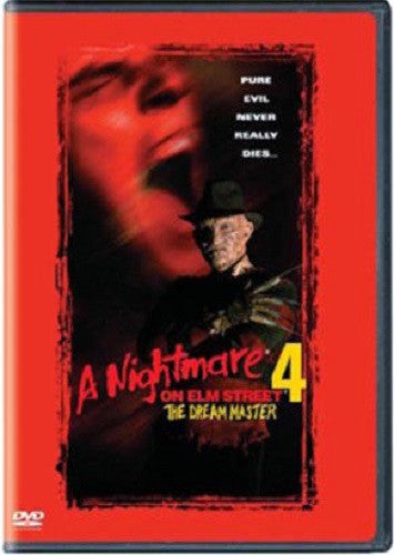 A Nightmare On Elm Street 4 - The Dream Master DVD (Free Shipping)