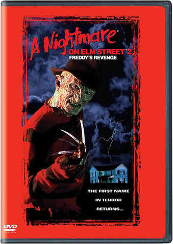 A Nightmare On Elm Street 2 - Freddy's Revenge DVD (Free Shipping)
