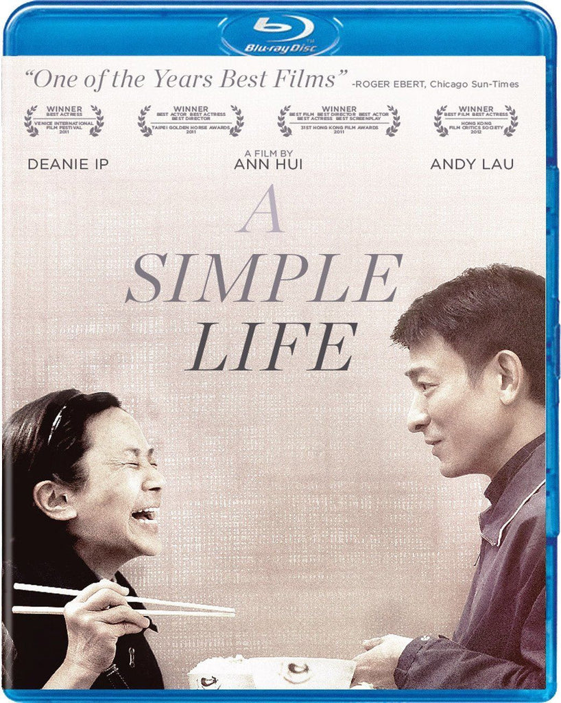 A Simple Life Blu-Ray (Free Shipping)