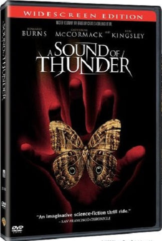 A Sound Of Thunder DVD (Free Shipping)