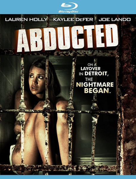 Abducted Blu-Ray (Free Shipping)