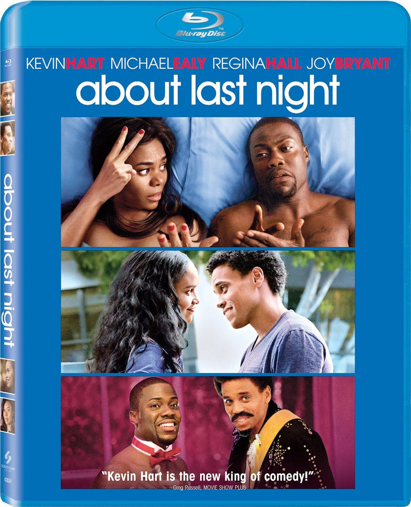 About Last Night Blu-Ray (Free Shipping)