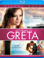 According To Greta Blu-Ray (Free Shipping)