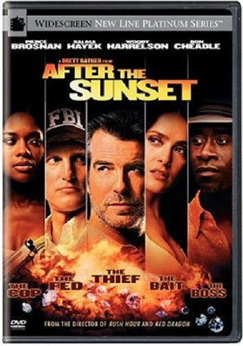 After the Sunset DVD (Widescreen New Line Platinum Series) (Free Shipping)