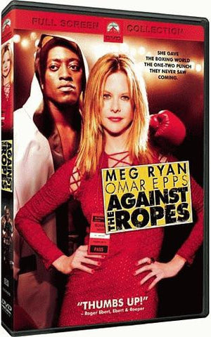 Against The Ropes DVD (Widescreen) (Free Shipping)