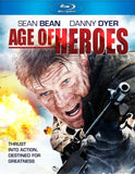Age Of Heroes Blu-ray (Free Shipping)