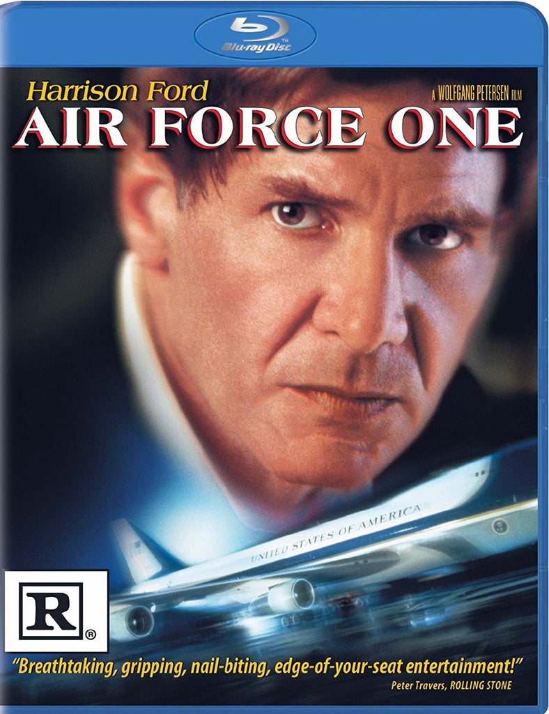 Air Force One Blu-Ray (Free Shipping)