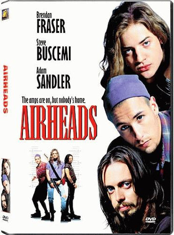 Airheads DVD (Free Shipping)