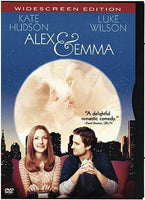 Alex & Emma DVD (Widescreen) (Free Shipping)