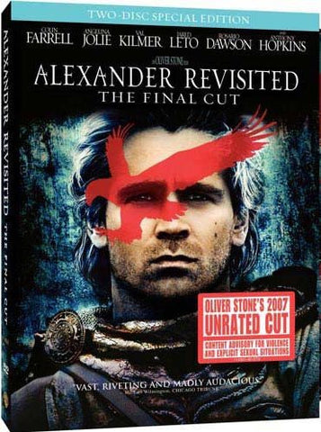 Alexander Revisited - The Final Cut DVD (2-Disc Special Edition) (Free Shipping)