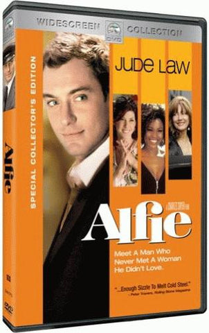 Alfie DVD (2004 / Special Edition / Widescreen) (Free Shipping)