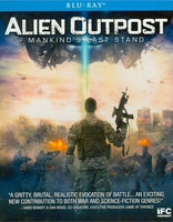 Alien Outpost Blu-Ray (Free Shipping)
