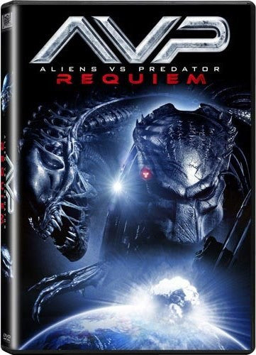 AVP Aliens vs. Predator Requiem DVD (R-Rated) (Free Shipping)