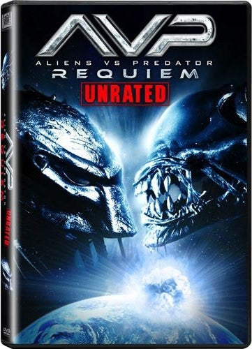 AVP Aliens vs. Predator Requiem DVD (Unrated) (Free Shipping)