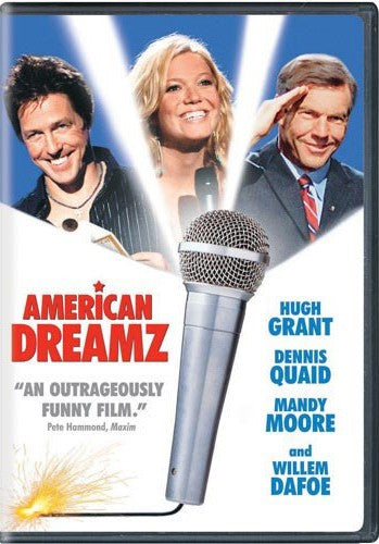 American Dreamz DVD (Widescreen) (Free Shipping)