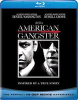American Gangster Blu-Ray (Unrated Extended Edition) (Free Shipping)