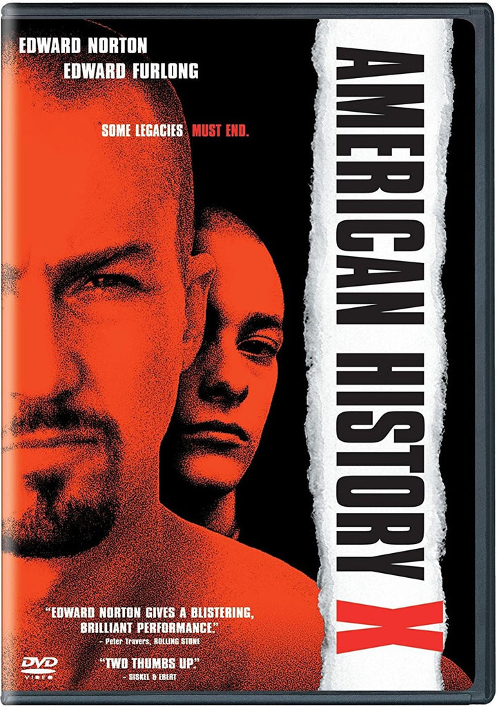 American History X DVD (Free Shipping)