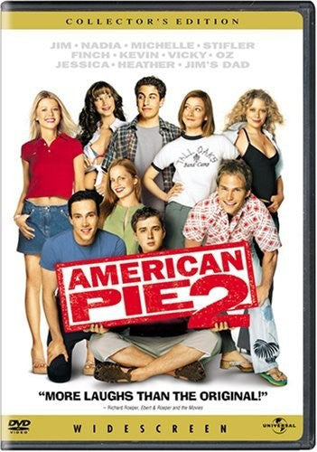 American Pie 2 DVD (Widescreen Collector's Edition) (Free Shipping)