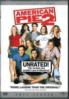 American Pie 2 DVD (Fullscreen Collector's Edition) (Free Shipping)