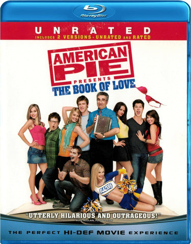 American Pie Presents - The Book Of Love Blu-Ray (Unrated) (Free Shipping)