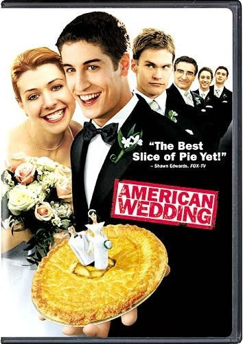 American Wedding DVD (Widescreen / R-Rated) (Free Shipping)