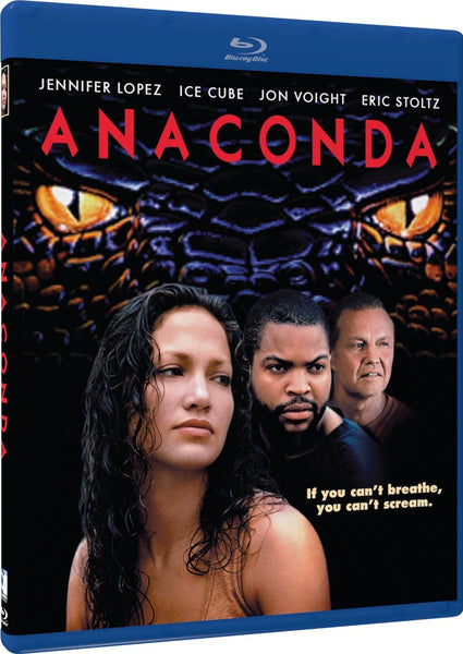 Anaconda Blu-Ray (Free Shipping)